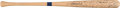 Baseball Collectibles:Bats, 1979 Amos Otis Game Issued Team-Signed Bat from The Greg Stiegler Royals Bat Boy Collection. ...