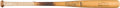 Baseball Collectibles:Bats, 1971 Bobby Murcer Game Used Bat from The Greg Stiegler Royals Bat Boy Collection. ...