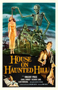 Movie Posters:Horror, House on Haunted Hill (Allied Artists, 1959). One ...