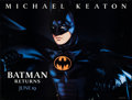 """Movie Posters:Action, Batman Returns (Warner Brothers, 1992). Bus Shelter Set (3) (44.75""""X 59.50""""). SS Advance Batman, Catwoman & Penguin Styles....(Total: 3 Items)"""