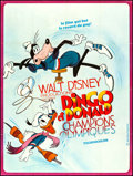 "Movie Posters:Animation, Superstar Goofy (Walt Disney Pictures, 1972). French Grande (45.75""X 61.25""). Animation.. ..."