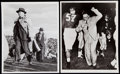 Football Collectibles:Photos, c. 1941-50 Curly Lambeau Vintage Photograph Lot of 2.. ...