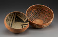 American Indian Art:Pottery, Two Anasazi Bowls... (Total: 2 Items)