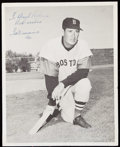 "Autographs:Photos, Ted Williams Signed Photograph - Property from the Estate ofKenneth S. ""Bud"" Adams, Jr. ..."