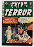 Golden Age (1938-1955):Horror, Crypt of Terror #19 (EC, 1950) Condition: VG+....