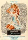 "Movie Posters:Foreign, La Parisienne (Cinedis, 1957). French Grande (45"" ..."