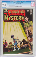 Bronze Age (1970-1979):Horror, House of Mystery #191 (DC, 1971) CGC NM 9.4 Cream to off-whitepages....