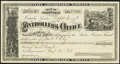 Obsoletes By State:Nevada, Carson, NV - Controller's Office $60 Sep. 3, 1878. ...