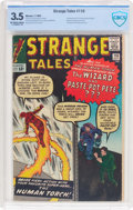 Silver Age (1956-1969):Superhero, Strange Tales #110 (Marvel, 1963) CBCS VG- 3.5 Off-white to white pages....