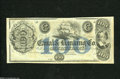 Obsoletes By State:Louisiana, New-Orleans, LA- Canal & Banking Co. $100 18__ This is a tougher New Orleans obsolete. Choice Crisp Uncirculated....
