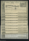 Obsoletes By State:Nevada, Carson, NV- State Controller's Warrants 1870s Ten Examples These warrants are on the general school, orphan home, state pri... (10 items)