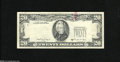 Error Notes:Missing Third Printing, Fr. 2075-? $20 1985 Federal Reserve Error Note. Very Fine. Here is a bright snappy example of this popular error which is m...