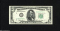 Fr. 1966-B* $5 1950E Federal Reserve Note. Superb Gem New. Flawless from head to toe this note embodies every attribute...