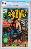 Bronze Age (1970-1979):Horror, Tower of Shadows #5 (Marvel, 1970) CGC NM+ 9.6 White pages....