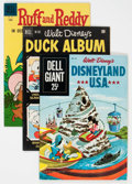 Golden Age (1938-1955):Humor, Golden to Bronze Age Humor Group of 5 (Various Publishers, 1951-72).... (Total: 5 Comic Books)