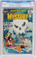 Bronze Age (1970-1979):Horror, House of Mystery #197 (DC, 1971) CGC NM 9.4 Off-white to whitepages....