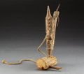 American Indian Art:Pipes, Tools, and Weapons, An Early Northwest Coast Figural Halibut Hook. ...