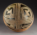 American Indian Art:Pottery, A Casas Grande Polychrome Bowl. c. 1100 - 1300 AD...