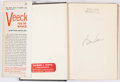 Autographs:Others, Bill Veeck Signed Book.. ...