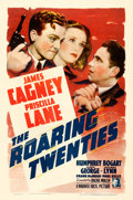 "Movie Posters:Crime, The Roaring Twenties (Warner Brothers, 1939). One Sheet (27"" X 41"").. ..."