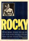 "Movie Posters:Academy Award Winners, Rocky (United Artists, 1977). Italian 4 - Fogli (55"" X 77"").. ..."