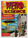 Golden Age (1938-1955):Science Fiction, Weird Science #13 (#2) (EC, 1950) Condition: VG/FN....