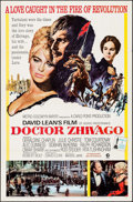 """Movie Posters:Drama, Doctor Zhivago (MGM, 1965/R-1974). One Sheet (27"""" X 41"""") AcademyAward Style, Howard Terpning Artwork, & Photos (8) (8"""" X 10...(Total: 9 Items)"""