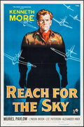 """Movie Posters:War, Reach for the Sky (Rank, 1956). One Sheet (27"""" X 41""""). War.. ..."""