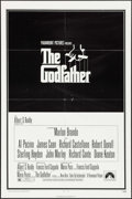 "Movie Posters:Crime, The Godfather (Paramount, 1972). One Sheet (27"" X 41"") S. NeilFujita Artwork. Crime.. ..."