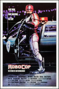 """Movie Posters:Action, RoboCop (Orion, 1987). One Sheet (27"""" X 41"""") Mike Bryan Artwork. Action.. ..."""