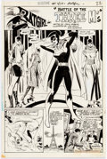 Original Comic Art:Panel Pages, Don Heck and Dick Giordano Detective Comics #410 Story Page1 Batgirl Original Art (DC, 1971)....