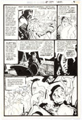 Original Comic Art:Panel Pages, Alex Toth House of Mystery #194 Story Page 4 Original Art(DC, 1971)....