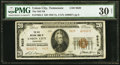 National Bank Notes:Tennessee, Union City, TN - $20 1929 Ty. 2 The Old NB Ch. # 9629. ...