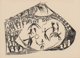 Pablo Picasso (1881-1973) Le Cirque, 1945 Lithograph on paper, 1st state 12-3/4 x 17-1/2 inches (32.4 x 44.5 cm) (she...
