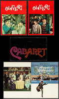 """Movie Posters:Academy Award Winners, Oliver! & Others Lot (Columbia, 1968). Programs (4) (Multiple Pages, 7.5"""" X 12"""", 8.5"""" X 11.25"""", & 9"""" X 12""""). Academy Award W... (Total: 4 Items)"""