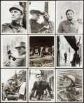 "Movie Posters:War, Paths of Glory (United Artists, 1957/R-1958). Photos (20) (8"" X10""). War.. ... (Total: 20 Items)"