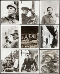 """Paths of Glory (United Artists, 1957/R-1958). Photos (20) (8"""" X 10""""). War. ... (Total: 20 Items)"""