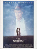 "Movie Posters:Sports, The Natural (Tri-Star, 1984). Poster (30"" X 40""). Sports.. ..."