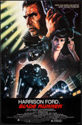 """Movie Posters:Science Fiction, Blade Runner (Warner Brothers, 1982). One Sheet (27"""" X 41"""") John Alvin Artwork. Science Fiction.. ..."""