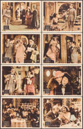 """Movie Posters:Comedy, Oh, Boy! (Pathé, 1919). Laminated Lobby Card Set of 8 (11"""" X 14""""). Comedy.. ... (Total: 8 Items)"""