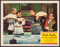 """Movie Posters:Comedy, The Great Dictator (United Artists, 1940). Lobby Card (11"""" X 14"""").Comedy.. ..."""