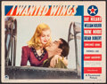 """Movie Posters:War, I Wanted Wings (Paramount, 1941). Lobby Card (11"""" X 14""""). War.. ..."""