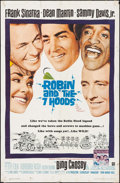 "Movie Posters:Comedy, Robin and the Seven Hoods (Warner Brothers, 1964). Folded, Fine+.One Sheet (27"" X 41""). Comedy.. ..."