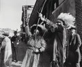 Photographs:Gelatin Silver, John Gutmann (German, 1905-1998). Untitled, circa 1930-40s. Gelatin silver, printed later. 7-1/4 x 8-1/2 inches (18.4 x ...