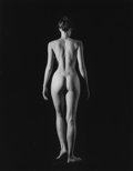 Photographs:Gelatin Silver, David Seidner (1957-1999). Untitled Nude B33, 1994. Gelatinsilver. 10 x 8 inches (25.4 x 20.3 cm). Signed, titled, date...