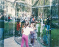 Photographs, Dan Graham (b. 1942). Fun for Kids at my Work in a Park in Manhattan, 2003. Digital pigment print. 13 x 16-1/2 inches (3...