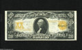 Large Size:Gold Certificates, Fr. 1186 $20 1906 Gold Certificate Very Fine. This snappy Gold Twenty is complimented by a vibrant orange back and nice marg...