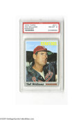 Baseball Cards:Singles (1970-Now), 1970 Topps Ted Williams #211 PSA NM-MT 8. Only six cards have evergraded higher than this important Williams issue. Great...