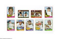 Baseball Cards:Sets, 1965 Topps Baseball Complete Set (598ct.). The 1965 Topps baseball series consists of 598 cards and certain cards in the hig...