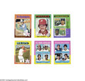 Baseball Cards:Sets, 1975 Topps Mini Baseball Partial Set (640ct.). The 1975 Toppsbaseball series consists of 660 cards and was a collector favo...